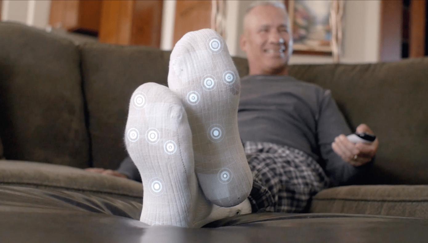 Siren's smart socks tracks foot injuries in diabetic patients
