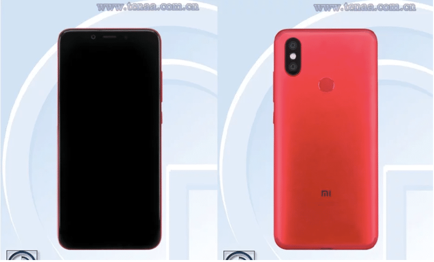 Xiaomi Mi 6X full specifications listed on TENAA; 4GB RAM, 128GB ROM and 8 colour variants