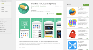 Amazon launches 'Internet' a lite web browser for Android users in India