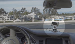 Ridy monitors and alerts drowsy and distracted drivers
