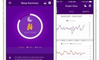 iFit Sleep HR is the solution to your sleeping troubles