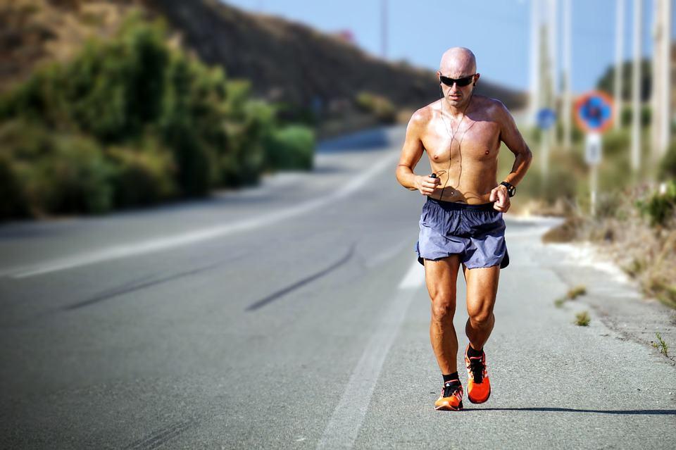 Wearable sensor measures stress levels and sports performance via sweat