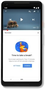 Youtube rolls out new tools for your digital well-being