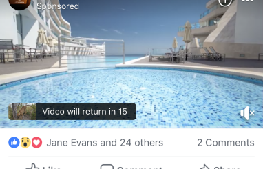 Facebook's video Ad breaks, where the ads are played pre-roll and post-roll in the videos are now being launched in 21 countries.