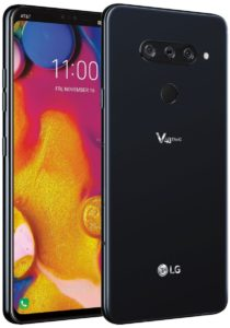 LG V40 Thin Q to sport five cameras and a notch: leaked official image
