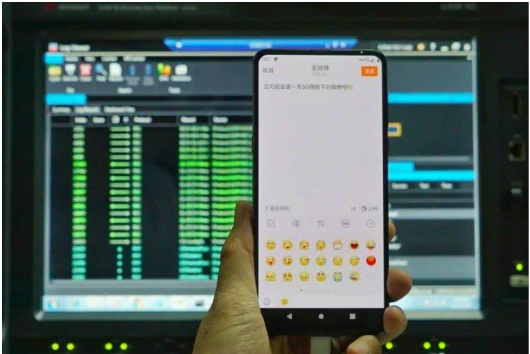 Xiaomi Mi Mix 3, 5G variant launch imminent; Lin Bin shares image