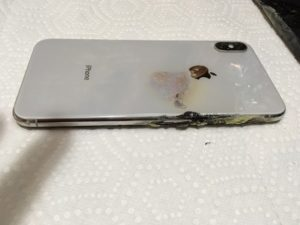 iPhone XS Max Caught Fire and Exploded