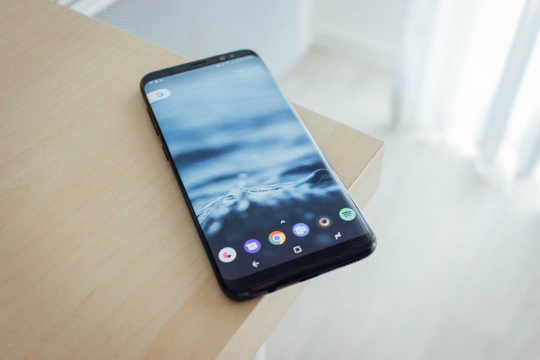 samsung Foldable Galaxy F Smartphone