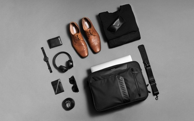 Flypack- Lightweight Business travel Briefcase is the solution for frequent travellers: Kickstarter