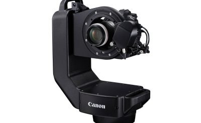 Canon CR-S700R Robotic Camera System