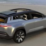 Frisker Crossover Electric SUV Debut CES 2020