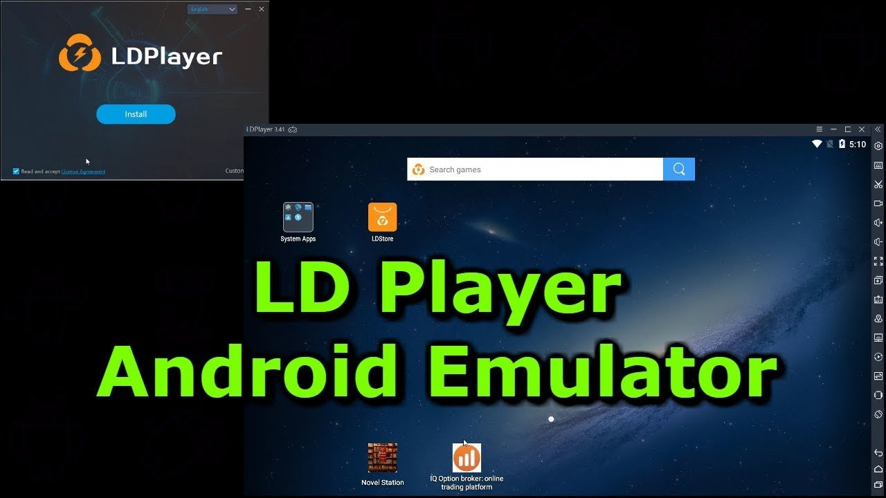 LD Player Android Emulator